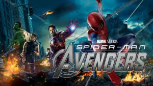 Spiderman Avengers