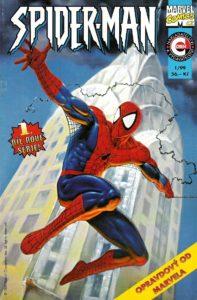 Obrázek komixu Spiderman