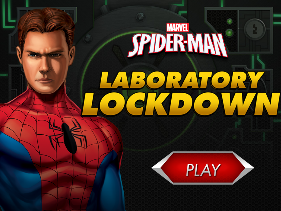 Spiderman: Laboratory lockdown