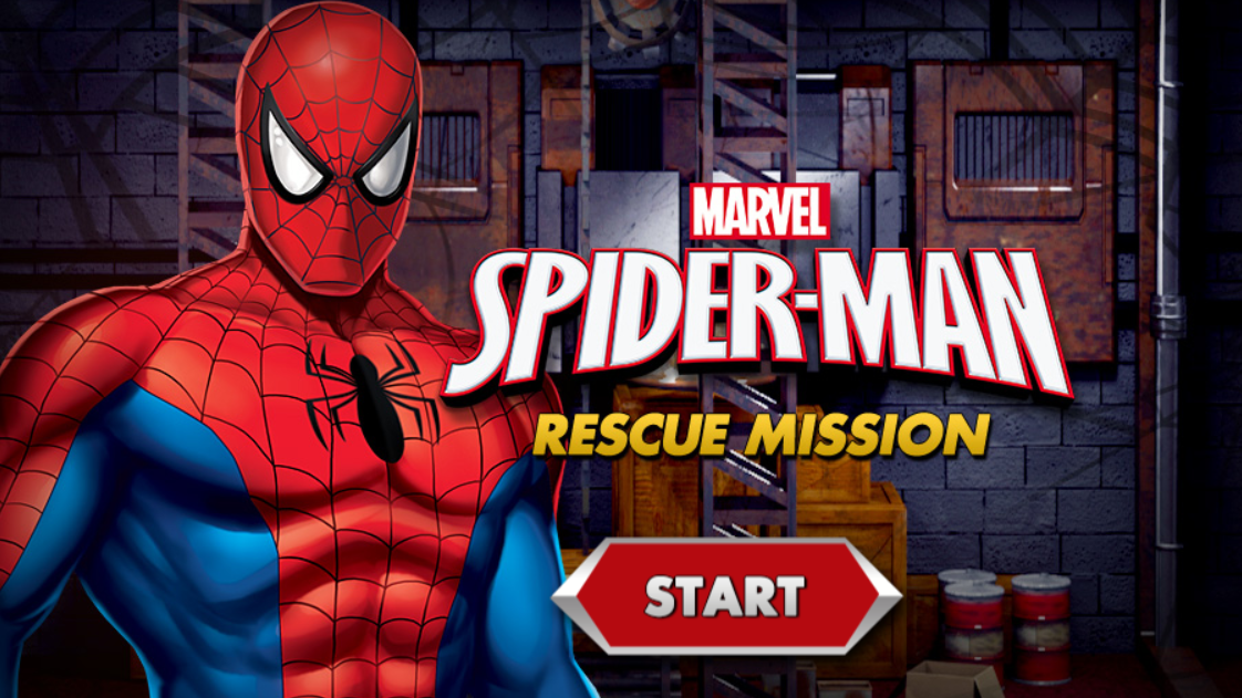 Spiderman Rescue Mission